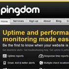 Site Speed Testing with PingDom!