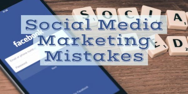 Top 7 MOST Common Social Media Marketing Mistakes Made by Bloggers