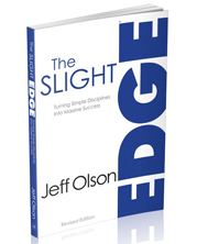The Slight Edge by Jeff Olson