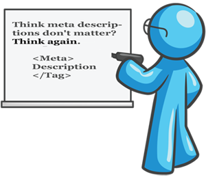 SEO On Page Optimization Meta Description Tag