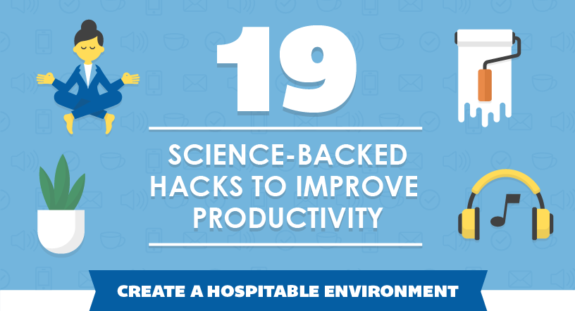 19 Little Known Secrets to Improve Productivity