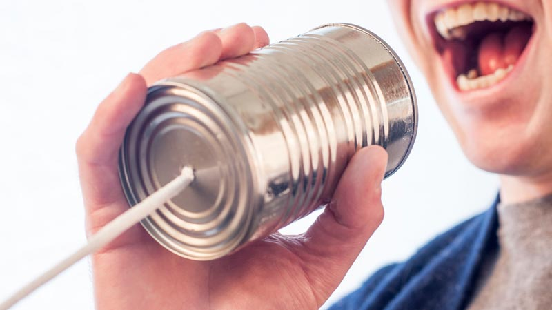 Communicate with Your Customer