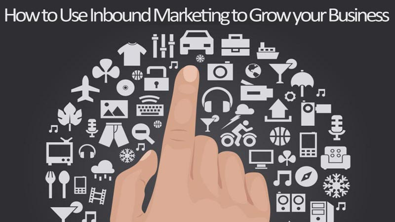 How to Use Inbound Marketing to Quickly Grow your Internet-Based Business [Infographic]