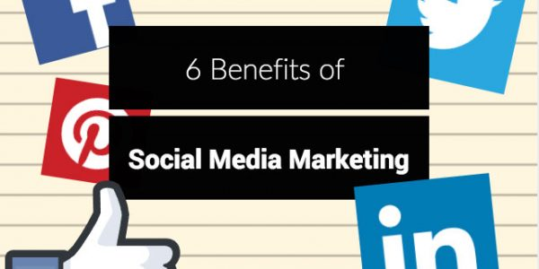 6 Proven Benefits Of Social Media Marketing