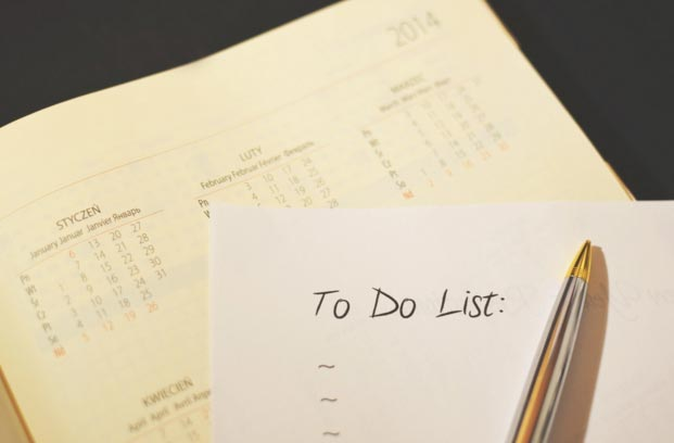 Create a Master To-Do List