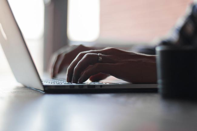 How to Blog About Your Job to Find a New One