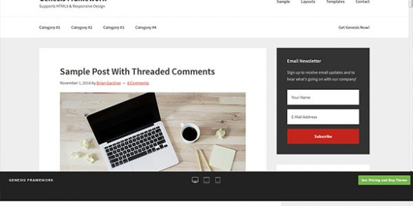 35 Best WordPress Themes to look for in 2017