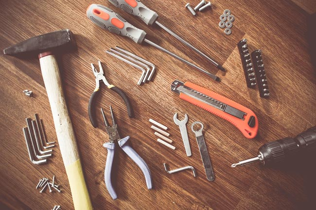 Use Every Tool at Your Disposal