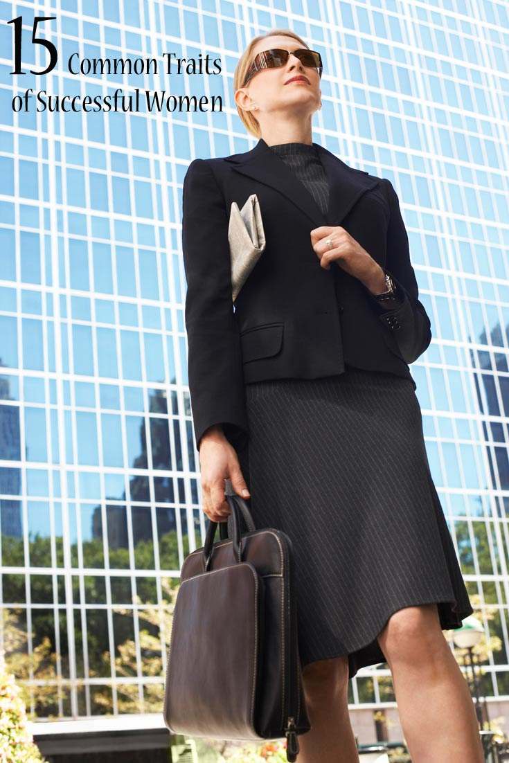 15 Common Traits of Successful Women | Guys - Can We Learn from Them?