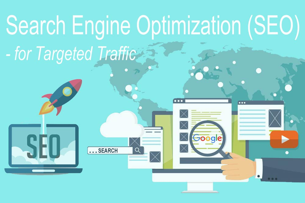 Search Engine Optimization (SEO) - Targeted Traffic